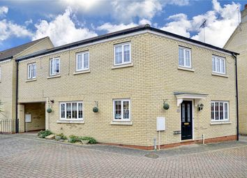 Thumbnail 3 bed link-detached house for sale in The Vale, Huntingdon, Cambridgeshire