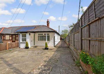 Thumbnail 3 bed semi-detached bungalow for sale in London Road, West Kingsdown, Sevenoaks, Kent