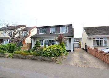 Thumbnail 4 bed detached house to rent in Southend Road, Corringham, Stanford-Le-Hope