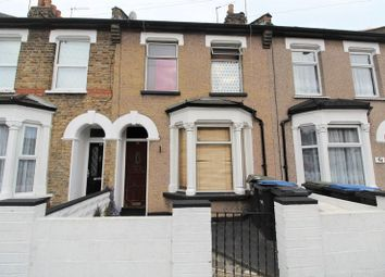 Thumbnail 3 bed terraced house for sale in Haselbury Road, Edmonton