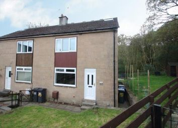 Thumbnail 3 bed semi-detached house for sale in Feorlin Way, Garelochhead, Helensburgh, Argyll And Bute