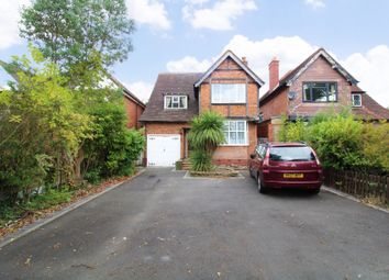 Thumbnail 3 bed detached house for sale in Bills Lane, Shirley, Solihull