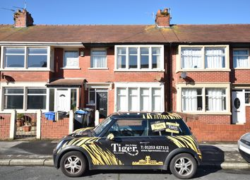 Thumbnail 3 bed terraced house to rent in Heathfield Road, Fleetwood, Lancashire