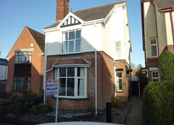 Thumbnail 3 bedroom detached house for sale in Priesthills Road, Hinckley