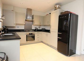 Thumbnail 5 bed detached house for sale in Poppy Street, Wymondham, Norfolk NR18 0Yu