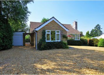 Thumbnail 2 bed detached bungalow for sale in Durban Close, Romsey