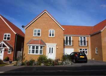 Thumbnail 4 bed semi-detached house for sale in Grimshoe Road, Downham Market