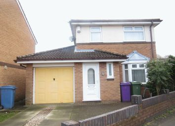 Thumbnail 3 bed detached house for sale in Herdman Close, Liverpool