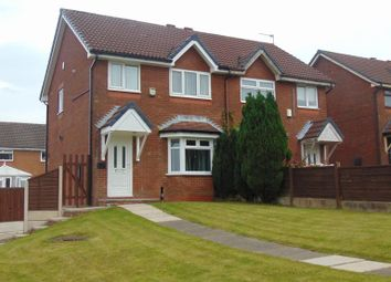 Thumbnail 3 bed semi-detached house for sale in 40 Higher Fullwood, Moorside, Oldham