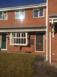 Thumbnail 2 bed terraced house to rent in Bessancourt, Holmes Chapel, Crewe, Cheshire