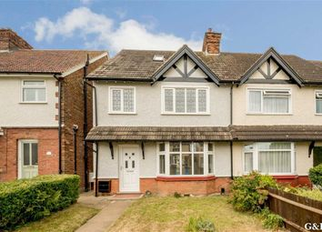 Thumbnail 4 bed semi-detached house for sale in Hythe Road, Ashford, Kent