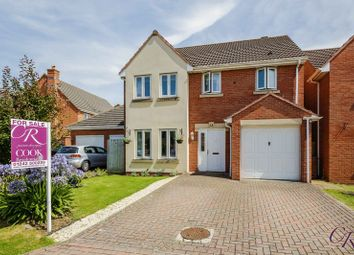 Thumbnail 4 bed detached house for sale in Niven Courtyard, Cheltenham