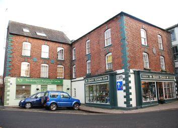 Thumbnail 2 bed maisonette for sale in Flat 5, Jackson Court, High Cross Street, Brampton, Carlisle