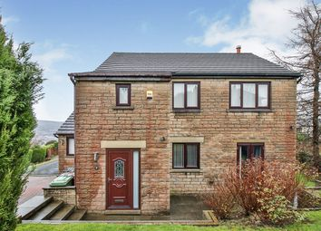 Thumbnail 3 bedroom detached house for sale in Horncliffe Heights, Brierfield, Nelson, Lancashire