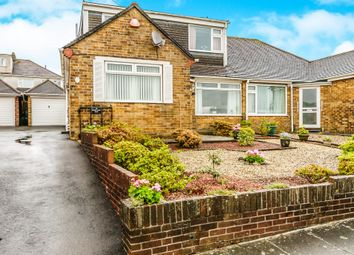 Thumbnail 3 bed semi-detached bungalow for sale in Revell Park Road, Plympton, Plymouth