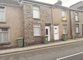 Thumbnail 2 bedroom cottage to rent in Van Road, Caerphilly