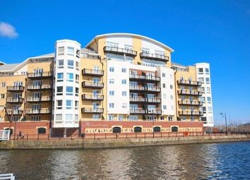 Thumbnail 3 bed flat to rent in Adventurers Quay, Cardiff