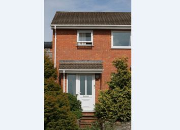 Thumbnail 2 bed semi-detached house for sale in Gungrog Hill, Welshpool, Powys