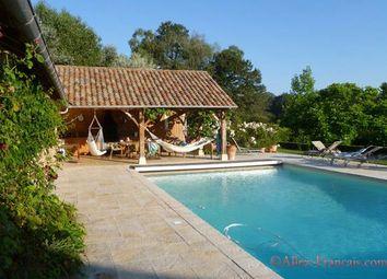 Thumbnail 6 bed property for sale in Saint Saud Lacoussière, Dordogne, 24470, France