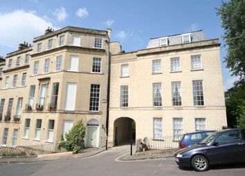 Thumbnail 2 bedroom flat to rent in 23A Park Street, Bath