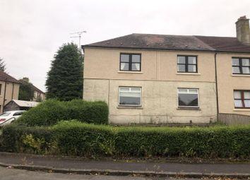 Thumbnail 3 bed flat for sale in 13 Grahamsdyke Crescent, Bonnybridge, West Lothian
