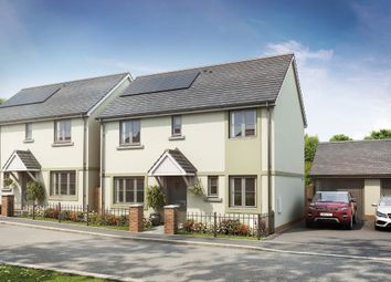 Thumbnail 3 bed detached house for sale in The Brentor, Cornwood Chase, Cornwood Road, Ivybridge