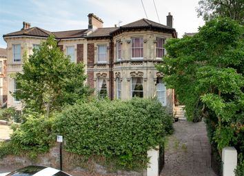 Thumbnail 6 bed semi-detached house for sale in Alexandra Road, Clifton, Bristol