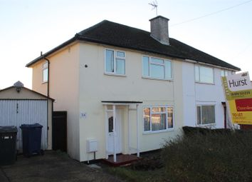 Thumbnail 3 bedroom semi-detached house to rent in Wingate Avenue, High Wycombe