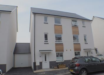 Thumbnail 4 bedroom town house to rent in Tonnant Road, Copper Quarter, Swansea