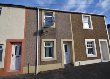 Thumbnail 2 bed terraced house to rent in Leconfield Street, Cleator Moor, Cumbria