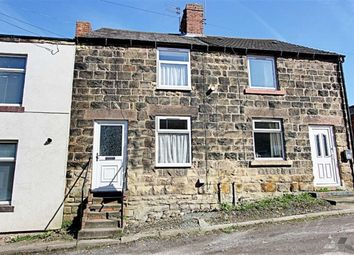 Thumbnail 2 bed terraced house for sale in Hill Street, Chesterfield, Derbyshire