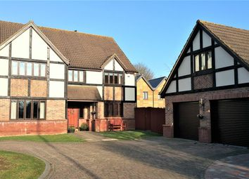 Thumbnail 5 bed detached house for sale in Down Road, Alveston, Bristol