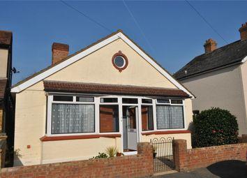 Thumbnail 2 bedroom detached bungalow for sale in Park Avenue, Thorpe Lea, Egham, Surrey