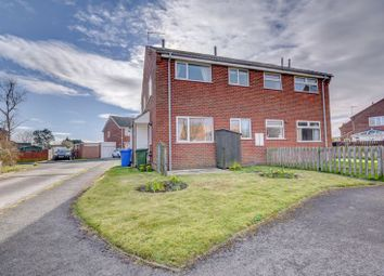 Thumbnail 1 bed semi-detached house to rent in Kingfisher Drive, Whitby