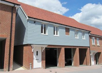 Thumbnail 2 bed terraced house to rent in Weavers Close, Eastbourne, East Sussex