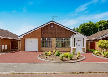 Thumbnail 3 bed detached bungalow for sale in Frensham Close, Spital, Wirral