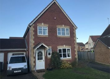 Thumbnail 3 bed detached house for sale in Culland Road, Branston, Burton-On-Trent, Staffordshire