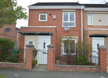 Thumbnail 3 bedroom property to rent in Warde Street, Hulme, Manchester