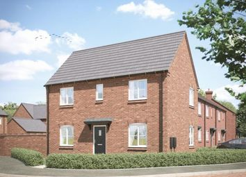 Thumbnail 3 bed detached house for sale in Acorn Meadows, Luke Lane, Brailsford, Derbyshire