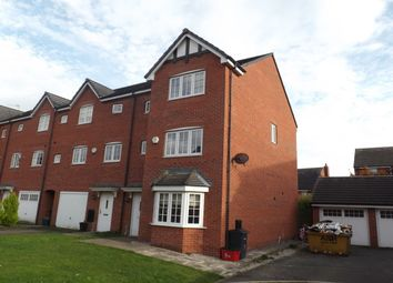 Thumbnail 5 Bed Semi Detached House For Sale In Bannister Grove Winsford