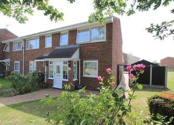 3 bed end terrace house for sale in Rich Close, Great Leighs, Chelmsford CM3