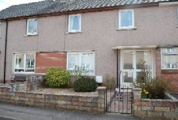 Thumbnail 3 bedroom terraced house for sale in Craighall Place, Blairgowrie