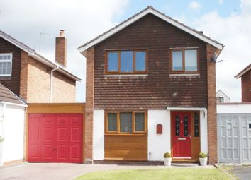Thumbnail 3 bed detached house to rent in Caspian Way, Wheaton Aston, Stafford
