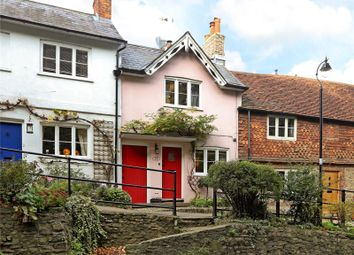 Thumbnail 2 bed terraced house for sale in Shepherds Hill, Haslemere, Surrey