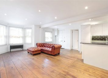 Thumbnail 3 bed flat to rent in Leathwaite Road, Battersea, London