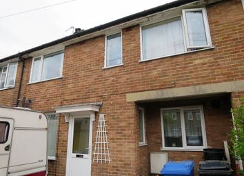 Thumbnail 4 bedroom terraced house for sale in Newbegin Close, Norwich
