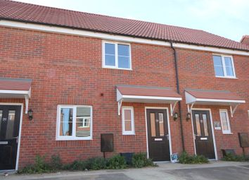 Thumbnail 3 bed terraced house for sale in Hyde Way, Holdingham