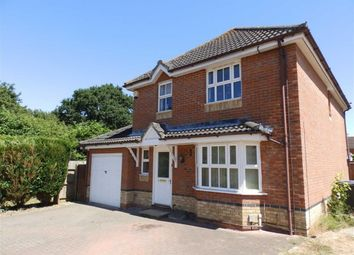 Thumbnail 4 bed detached house for sale in Swallowtail Close, Ipswich, Suffolk