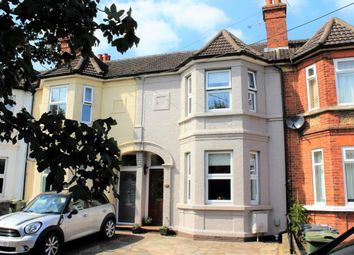 Thumbnail 3 bed terraced house for sale in Grange Road, Tongham