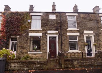 Thumbnail 2 bed end terrace house to rent in Low Leighton Road, New Mills, High Peak